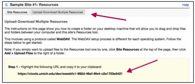 Canvas: For PCs — Moving CTools Resources to Canvas Files
