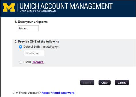 m.gmail.com password change