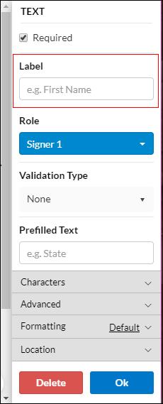 Text box screenshot