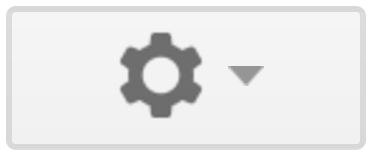 Gmail Gear Icon