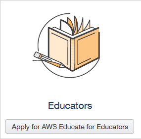 aws log in page