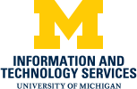 University of Michigan - Information and Technology Services