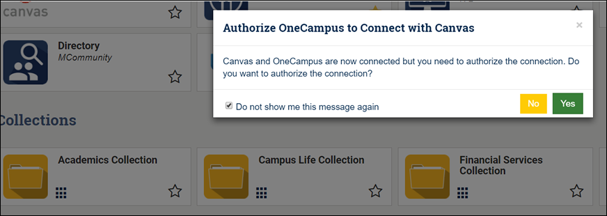 Authorize One Campus