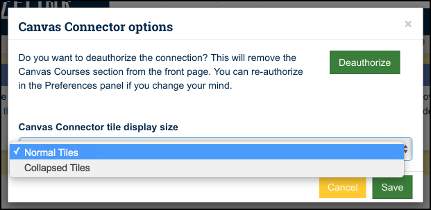 Authorize in Preference