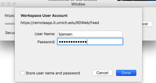 RemoteApp Setup (Mac) | ITS Documentation