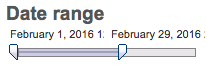 Voice Metrics Date Range image